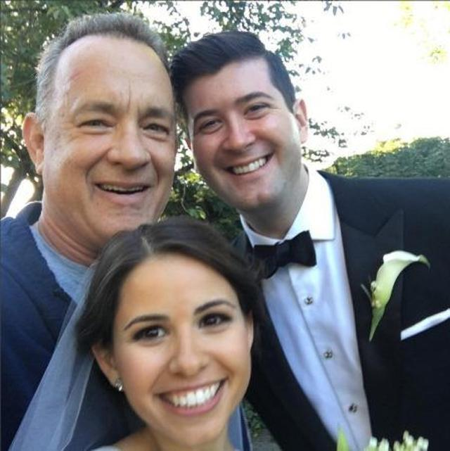 画像: ⒸInstagram/Tom Hanks/ Meg Miller