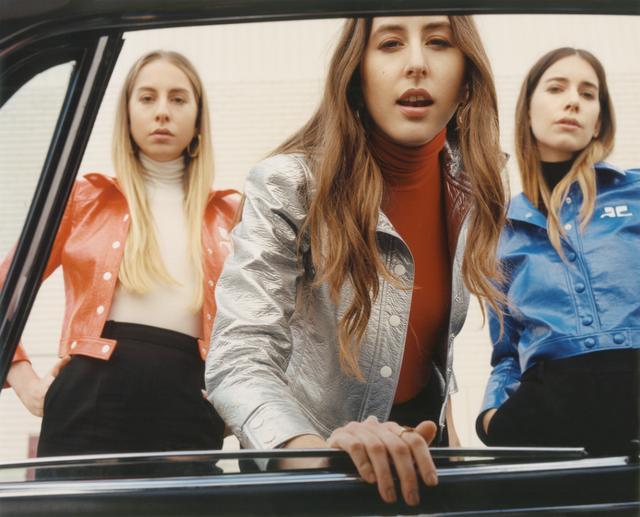 画像: テイラーお墨付きの3姉妹バンド
