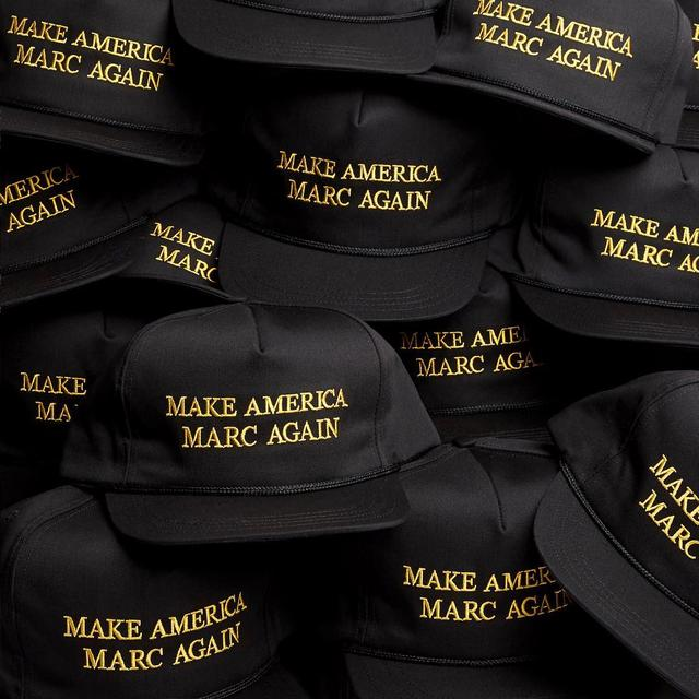 画像3: マークジェイコブスも!トランプ大統領の選挙スローガンのパロディ化が止まらない