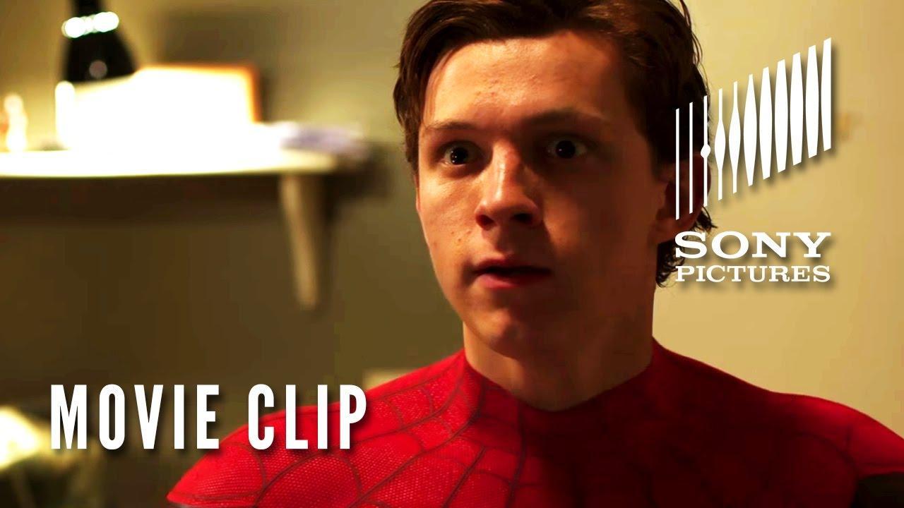 画像: SPIDER-MAN: HOMECOMING Movie Clip - You're the Spider-Man? www.youtube.com