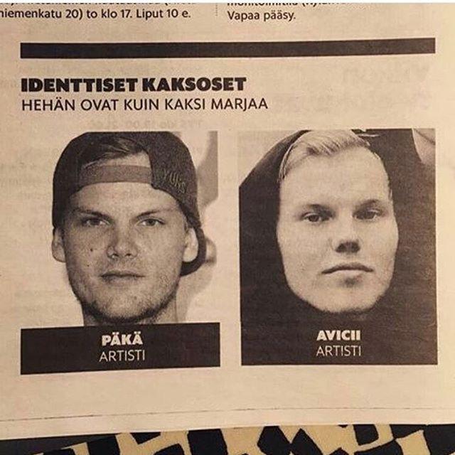 画像3: スウェーデン出身人気DJのドッペルゲンガーが大量発生し、本人もコメント