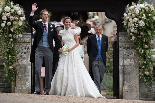 画像11: これぞ誰もがうらやむ豪華結婚式