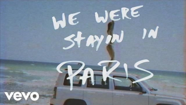 画像: The Chainsmokers - Paris (Lyric) www.youtube.com