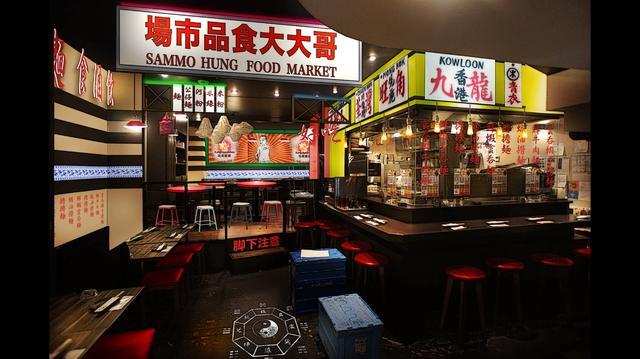 画像1: 本場の味を再現した26種のラーメン!『香港屋台 カンフーキッチン』がオープン