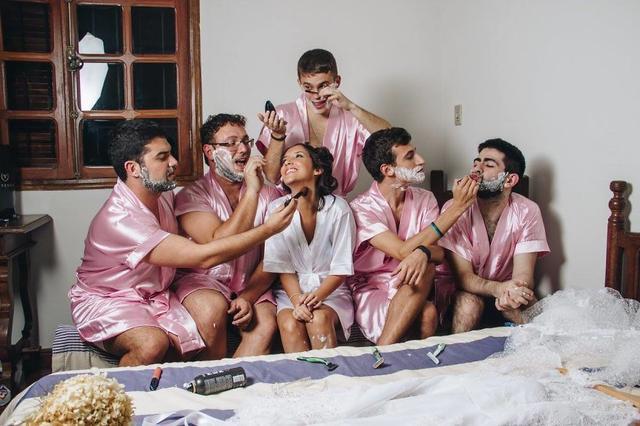 画像6: 「ブライズメイド=女性」という伝統を覆す妙案
