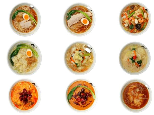 画像2: 本場の味を再現した26種のラーメン!『香港屋台 カンフーキッチン』がオープン