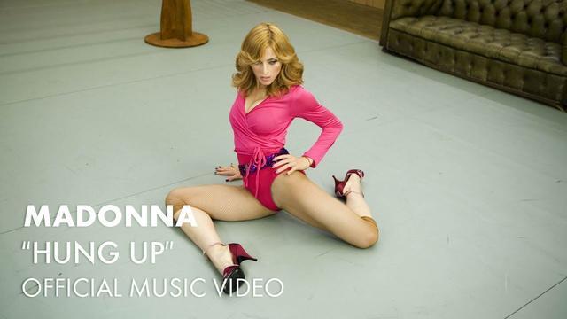 画像: Madonna - Hung Up (Official Music Video) www.youtube.com