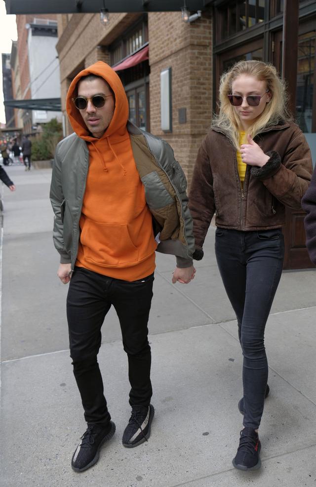 画像4: ジョーとのカップルスタイルが人気