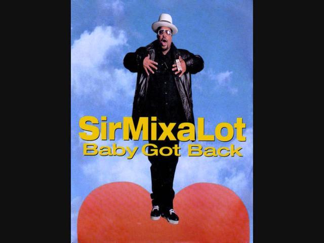 画像: Sir Mix a Lot - Baby got Back www.youtube.com