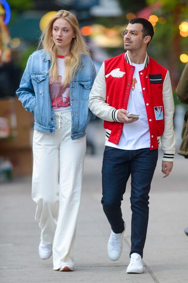 画像2: ジョーとのカップルスタイルが人気