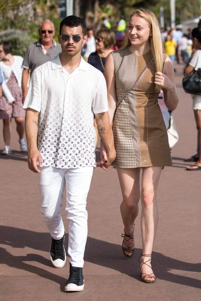 画像3: ジョーとのカップルスタイルが人気