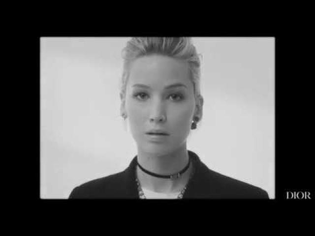 画像: Autumn 2017 Collection - Jennifer Lawrence youtu.be