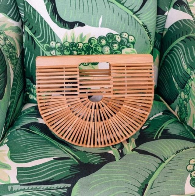 画像: 日本のある物から発想を得た「バンブーバッグ」はこの夏絶対手に入れたい!