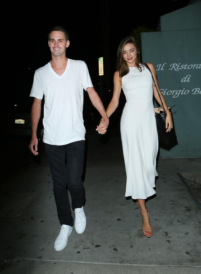 画像2: 結婚おめでとう!ミランダ・カーの幸せあふれるデートファッション