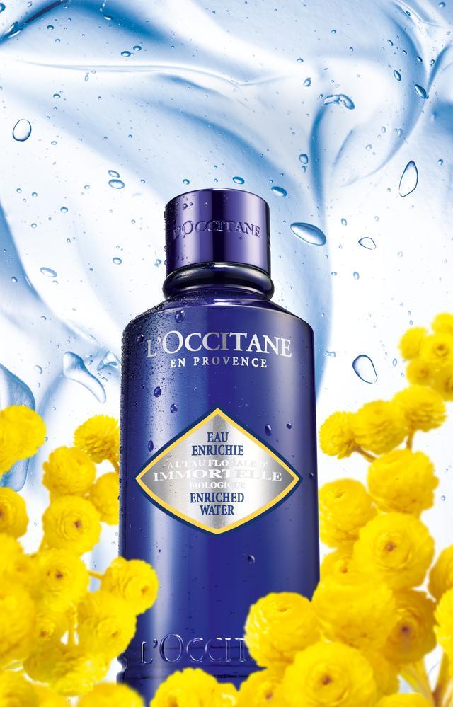 画像: 夏だってもっちり肌! ロクシタンより化粧水と洗顔フォームが新登場