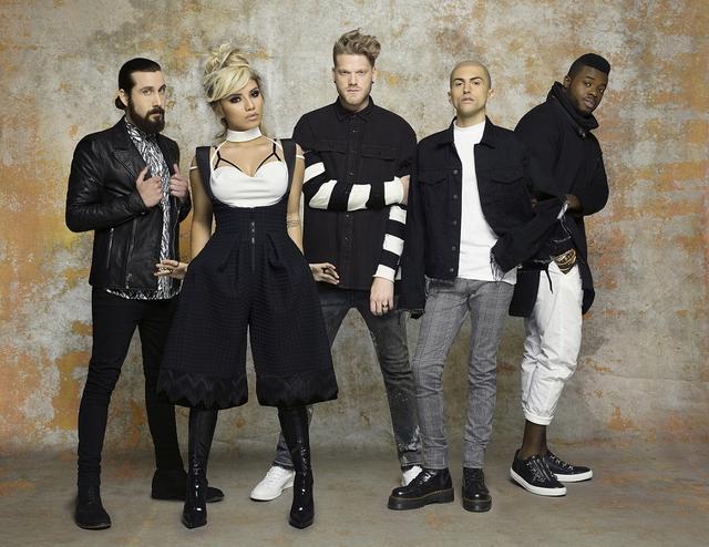 画像: 左からアヴィ、カースティン、スコット、ミッチ、ケヴィン。