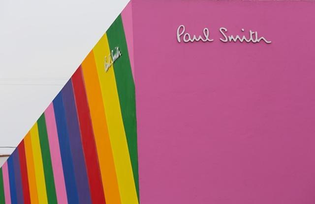 画像2: 虹色にイメチェン