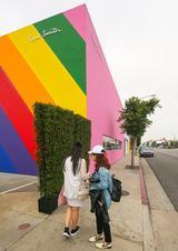 画像4: 虹色にイメチェン