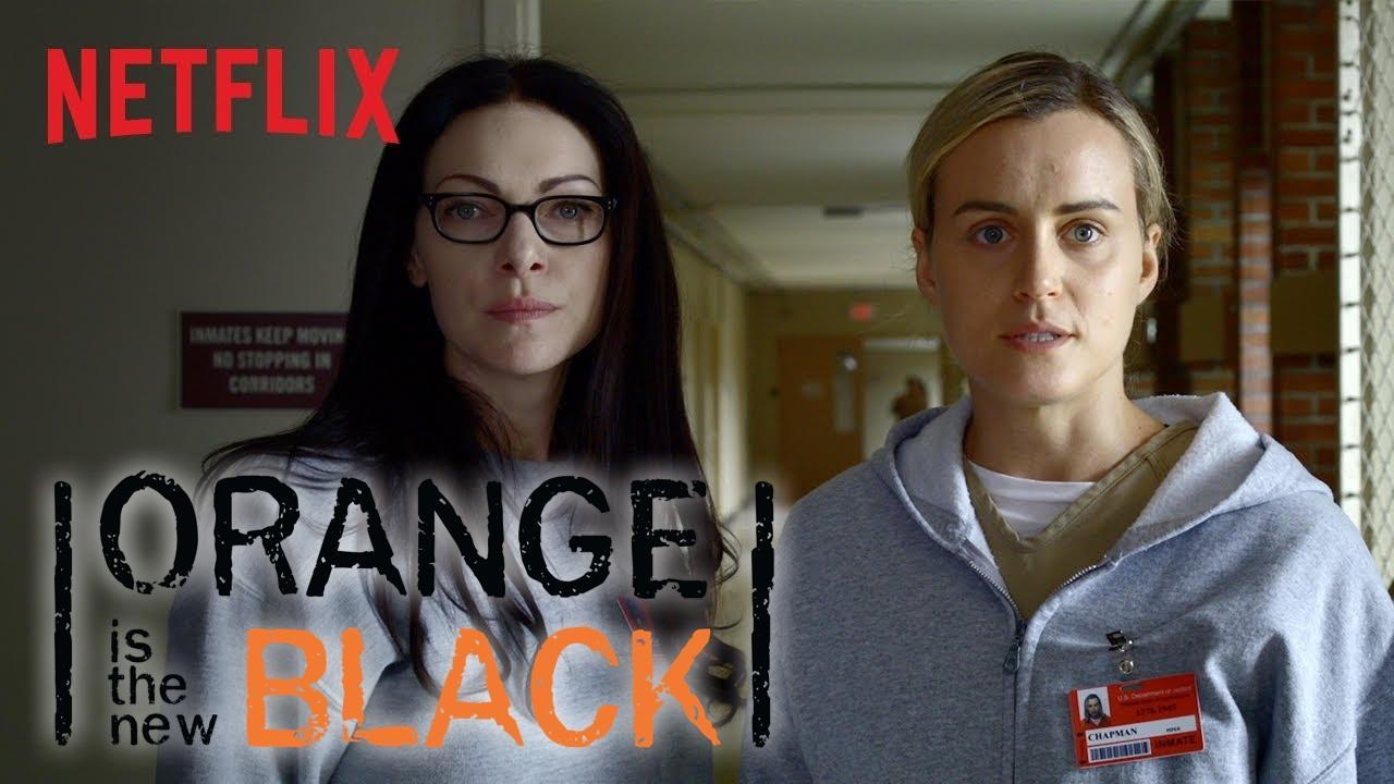 画像: Orange is the New Black   Season 5 Official Trailer [HD]   Netflix www.youtube.com