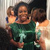画像: エミー賞受賞のウゾは、女優業を引退寸前だった