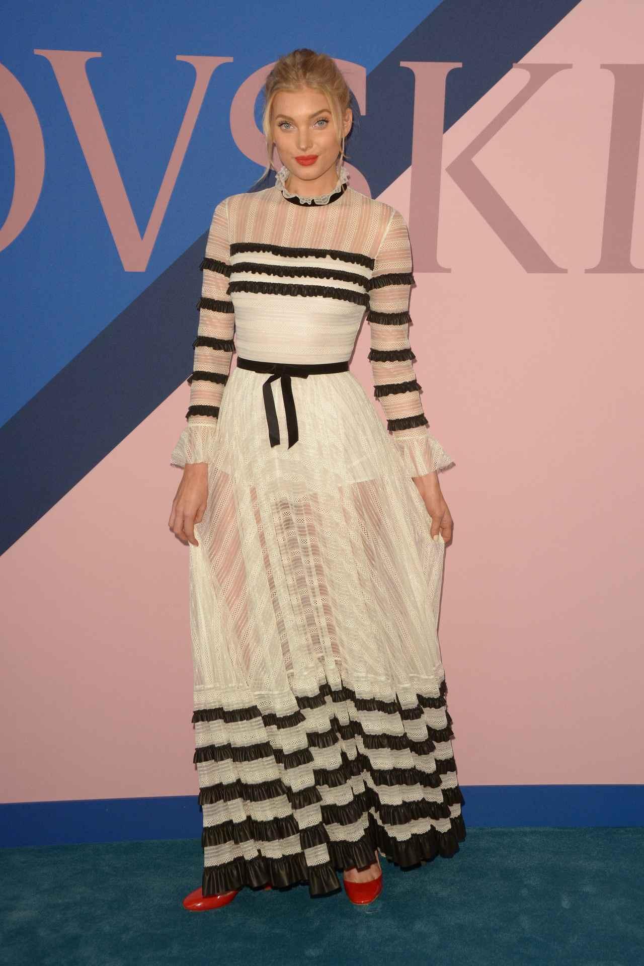 画像10: CFDAファッション・アワードのレッドカーペット・ドレスレポート