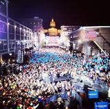 画像: バラク・オバマ元大統領 、2万人の聴衆を前にスピーチ。©Barack Obama