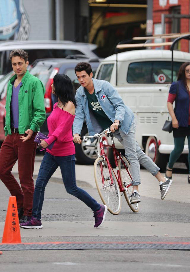 画像3: 自転車は手放し派
