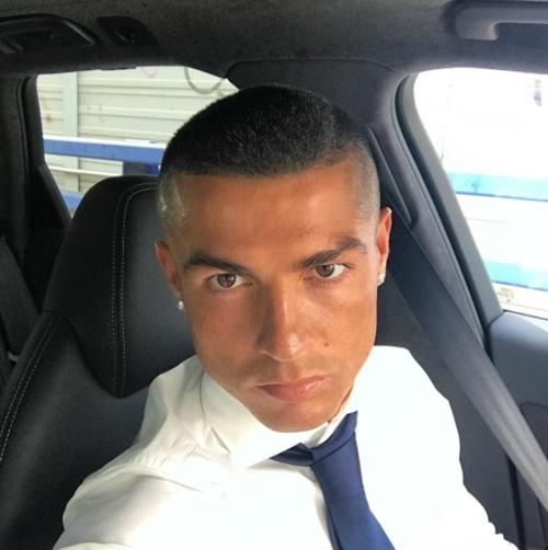 画像: 不評!? クリスティアーノ・ロナウドが丸刈りヘアにした理由を激白