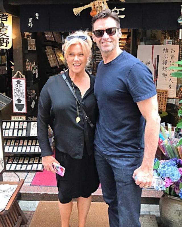画像: 今年5月に来日した際も、もちろん奥様を同伴。東京観光を楽しんだ。