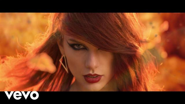 画像: Taylor Swift - Bad Blood ft. Kendrick Lamar www.youtube.com