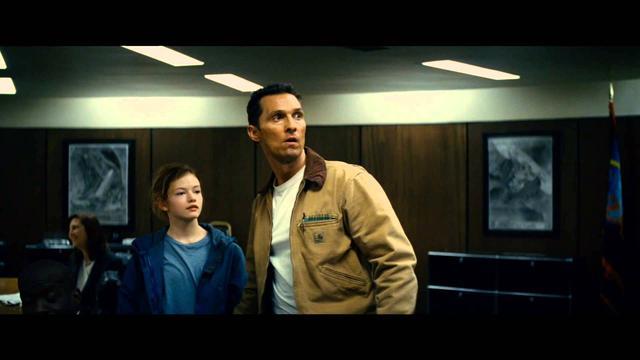 画像: 映画『インターステラー』予告1【HD】 2014年11月22日公開 www.youtube.com