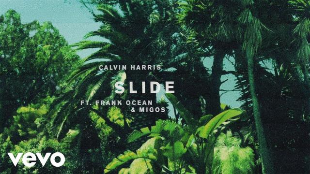 画像: Calvin Harris - Slide (Audio Preview) ft. Frank Ocean & Migos www.youtube.com