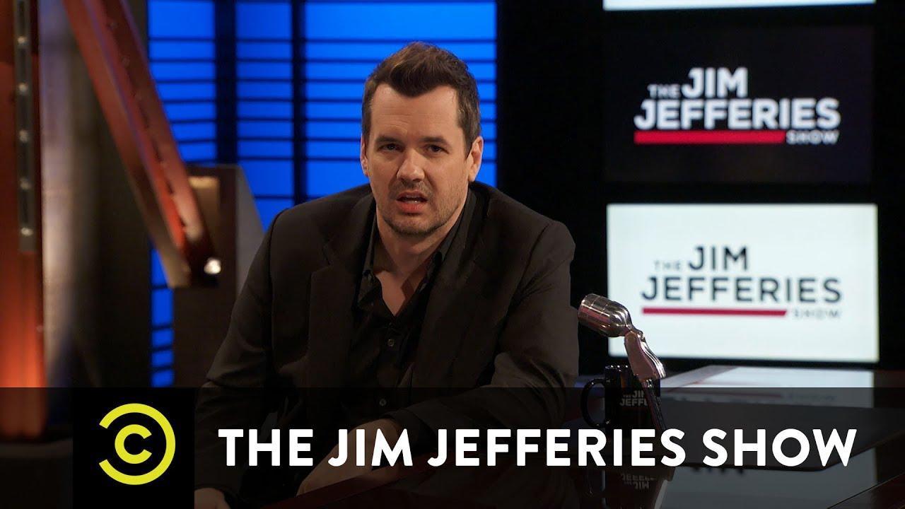画像: How It's Looking Out There - The Jim Jefferies Show - Comedy Central www.youtube.com