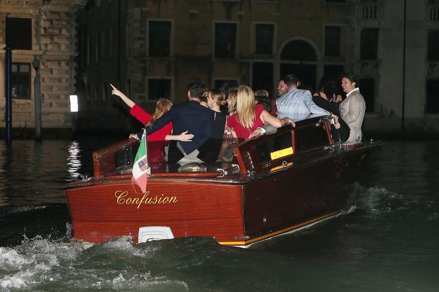 画像4: 彼の母国イタリアで挙式