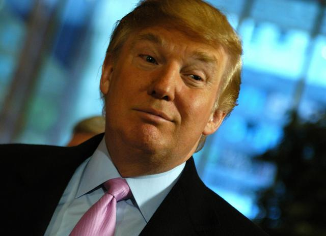画像2: 彼氏がいるのにお構いなしのトランプ大統領