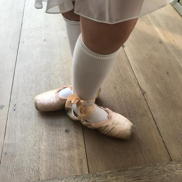 画像: ヴィクトリアもバレエをして育った