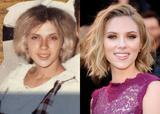 画像: 左が若い頃のジェラルディンさん(1967年/©Reddit/danverjoel)。右が髪が長い頃のスカーレット。