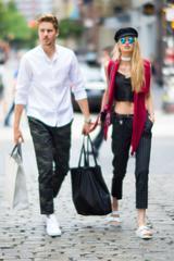 画像5: まさに美男美女!大人気ヴィクシーモデルのオシャレなカップルファッション