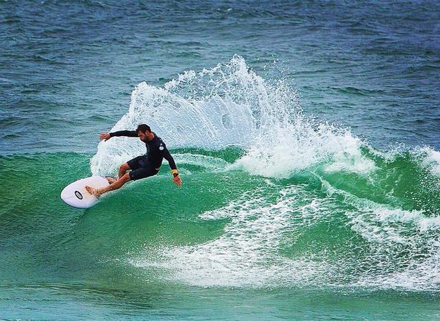 画像: オーストラリアの海をエンジョイ