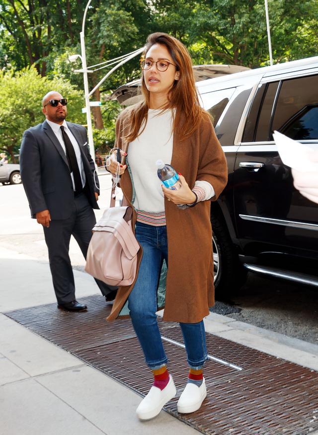 画像2: ジェシカの履き回しスタイル