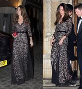 画像: 2012年/2013年:Temperley London(テンパリーロンドン)のドレス