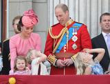 画像1: ジョージ王子の貴重ショットも