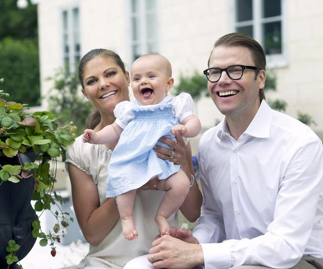 画像: 2012年には第一子が誕生