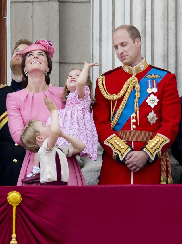 画像2: ジョージ王子の貴重ショットも