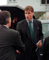 画像: 1998年【16歳】 公務でカナダの学校を訪問