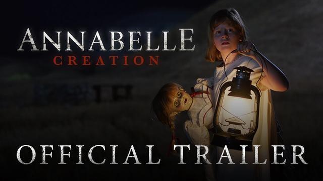 画像: ANNABELLE: CREATION - Official Trailer 2 www.youtube.com