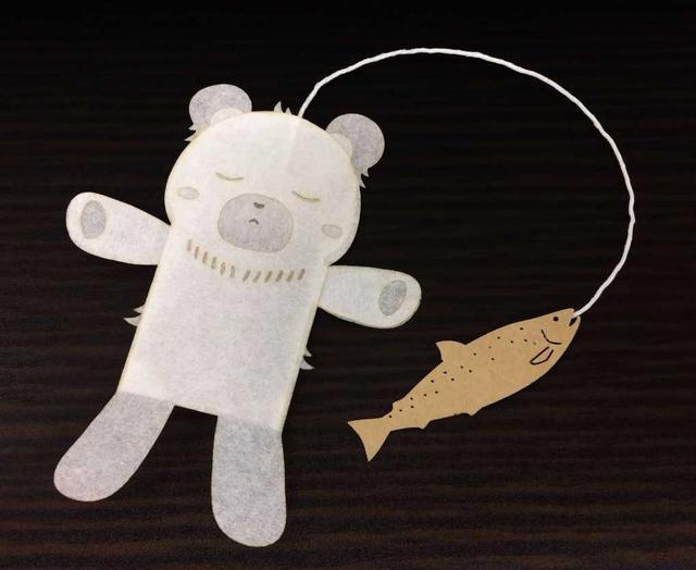 画像2: 癒される~子グマのティーバッグが新発売