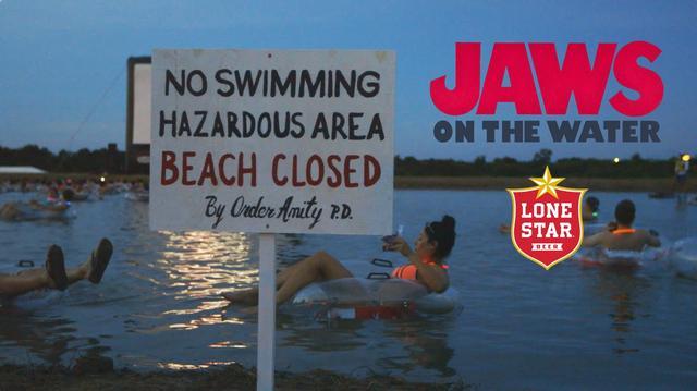 画像: Jaws on the Water 2016 www.youtube.com