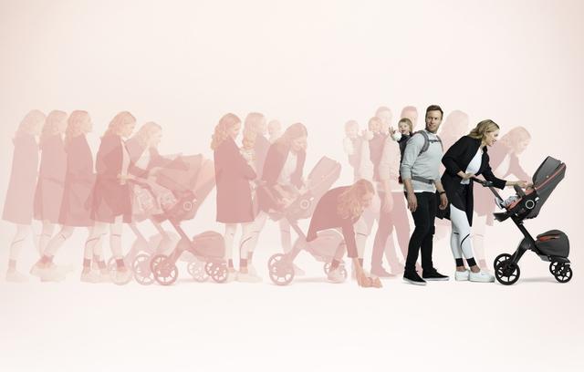 画像: トレンドの「アスレジャー」で赤ちゃんも快適