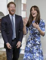 画像4: あまり語られない裏話!ヘンリー王子とキャサリン妃のほっこりする関係とは